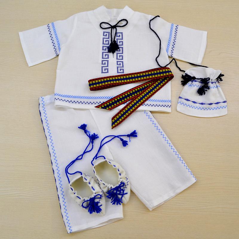 Costum botez baieti - G112