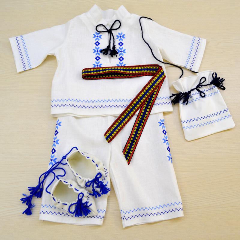 Costum botez baieti - G113
