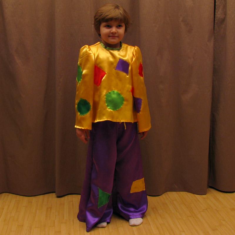 Costum clown - cod J06