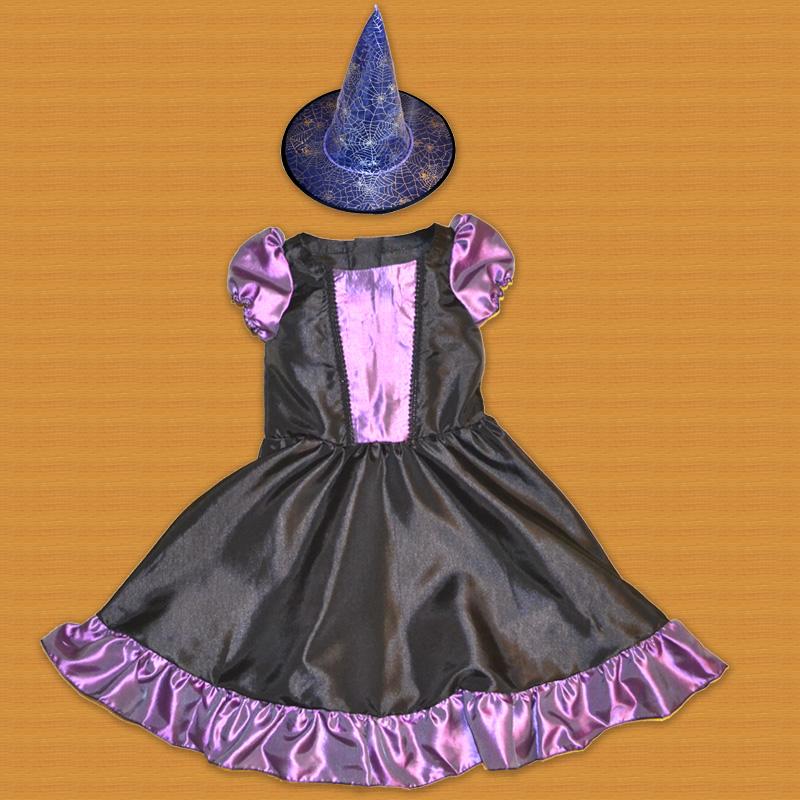 Costum Vrajitoare - cod J015