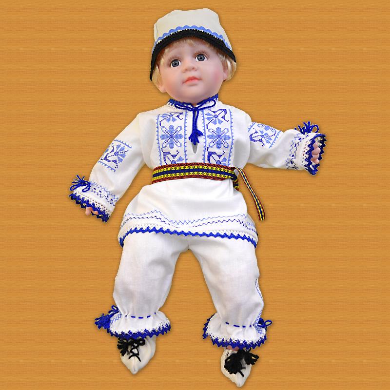 Costum popular botez - G127