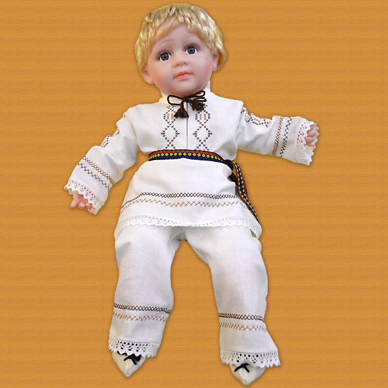 Costum popular botez - G132
