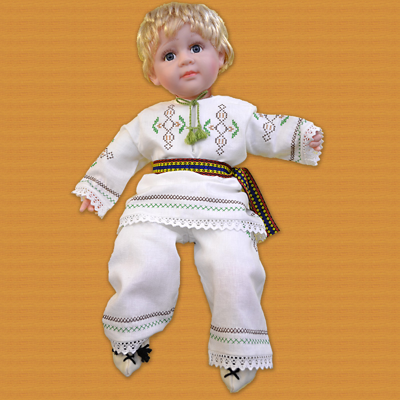 Costum popular botez - G131