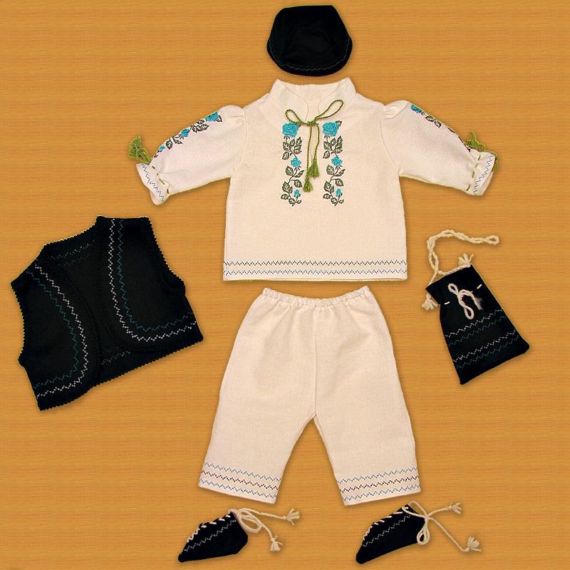 Costum botez baieti - G110