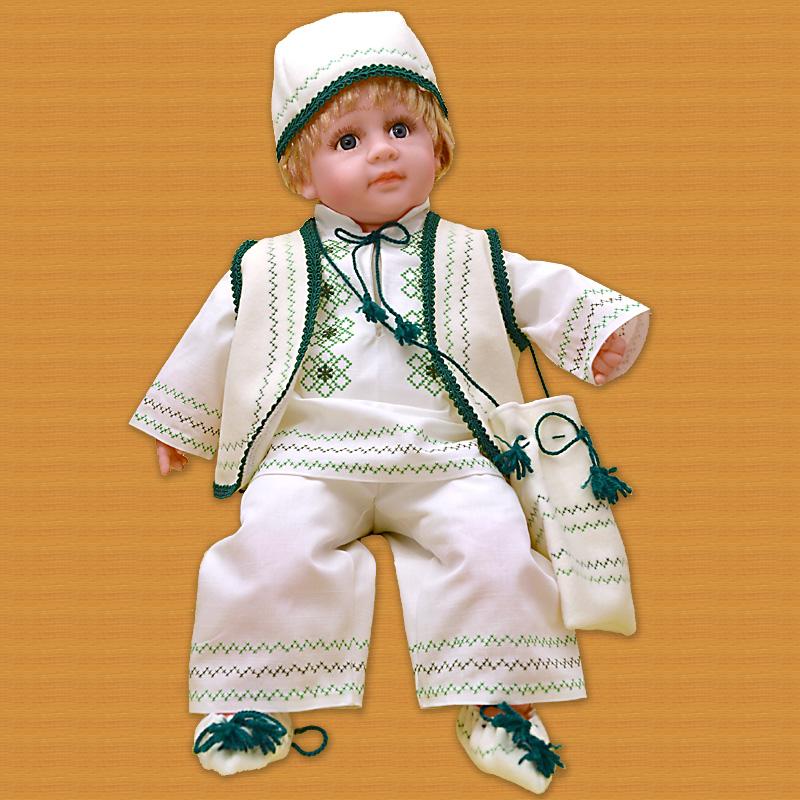 Costum botez baieti - G16