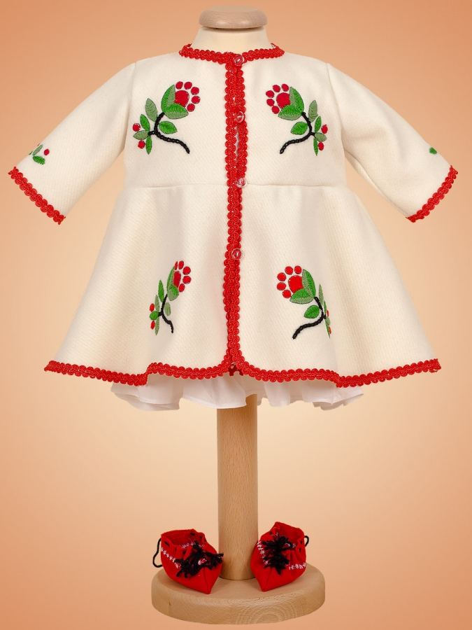 Costum popular botez - G030