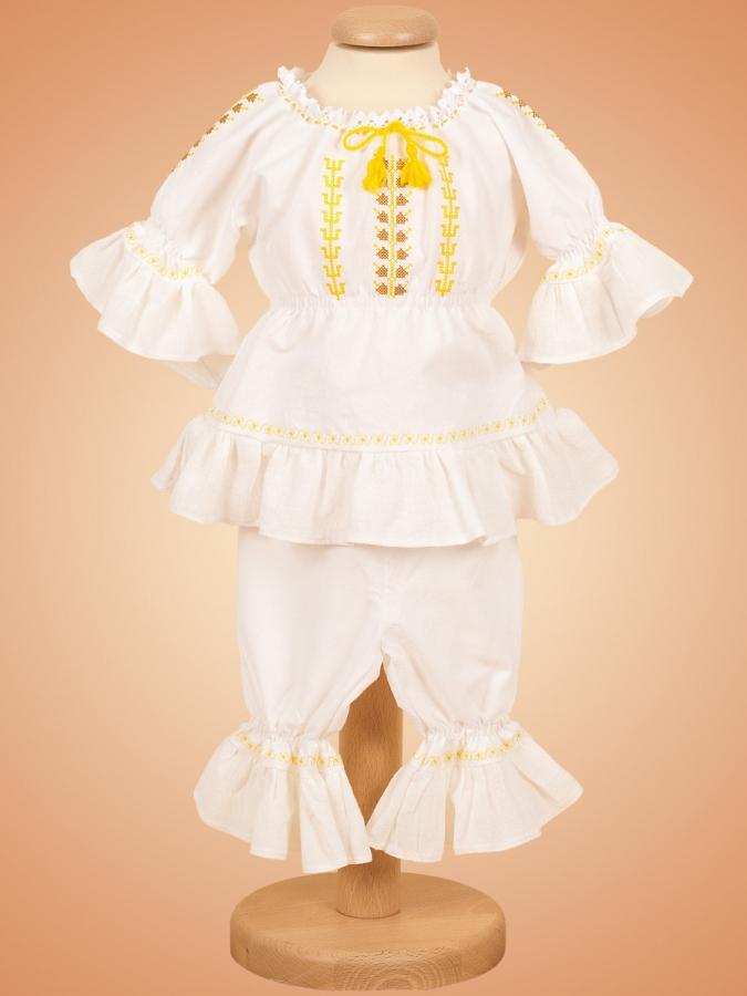 Costum popular botez - G026