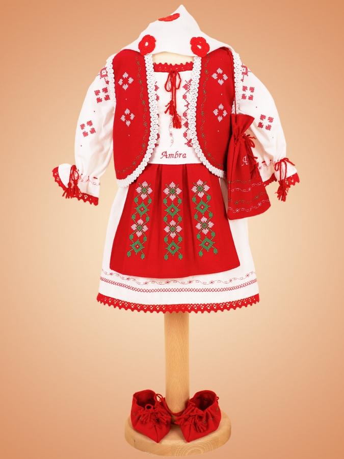 Costum popular oltenesc - G031