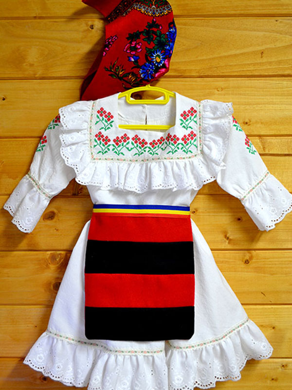 Costum popular botez - G021