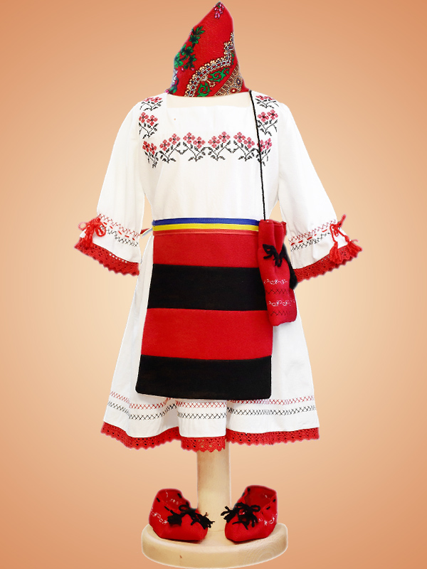 Costum popular botez - G04