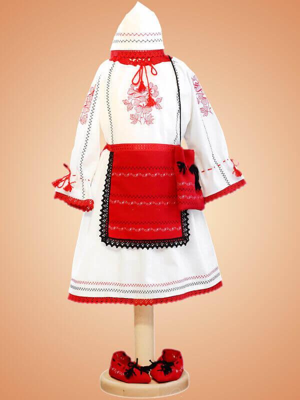 Costum national fetite - G03