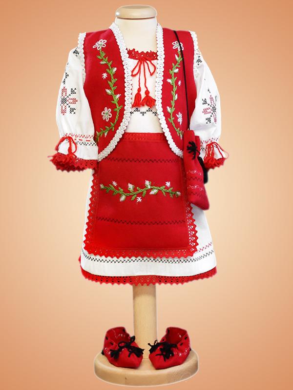 Costum popular botez - G027