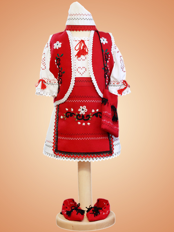 Costum popular botez - G024
