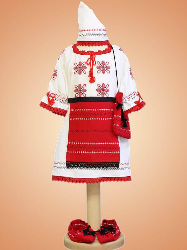 Costum popular botez - G02