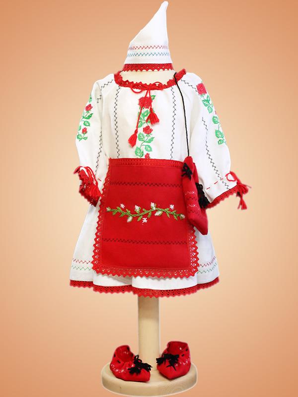 Costum popular botez - G019