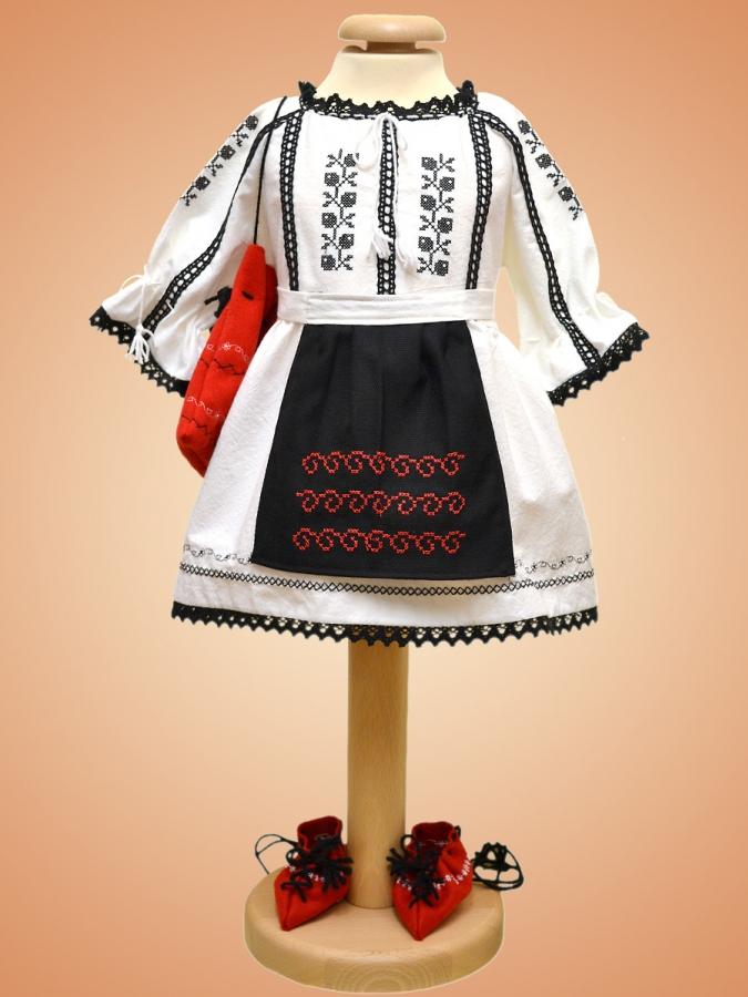Costum popular transilvanean - G032
